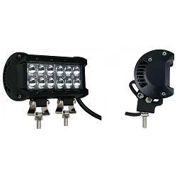 LIGHTBAR 161x63, 12xLED, 2400 Lm, 36W, IP67